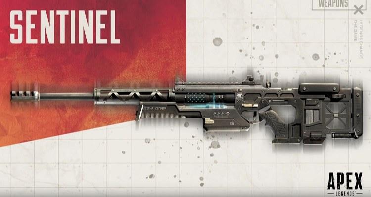 Sentinel / Apex Legends