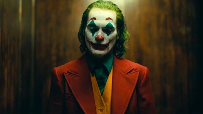واکین فینیکس برای فیلم Joker