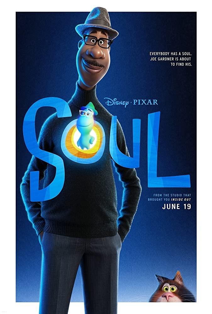 پوستر انیمیشن Soul
