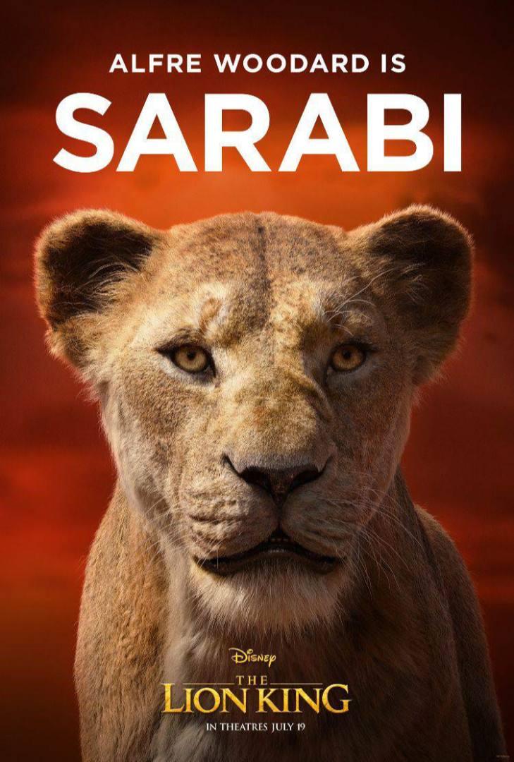 پوسترهای فیلم The Lion King