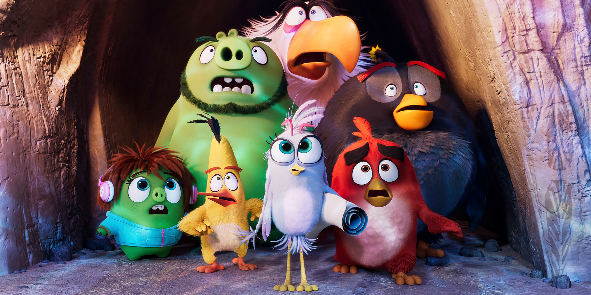 Angry Birds: Movie