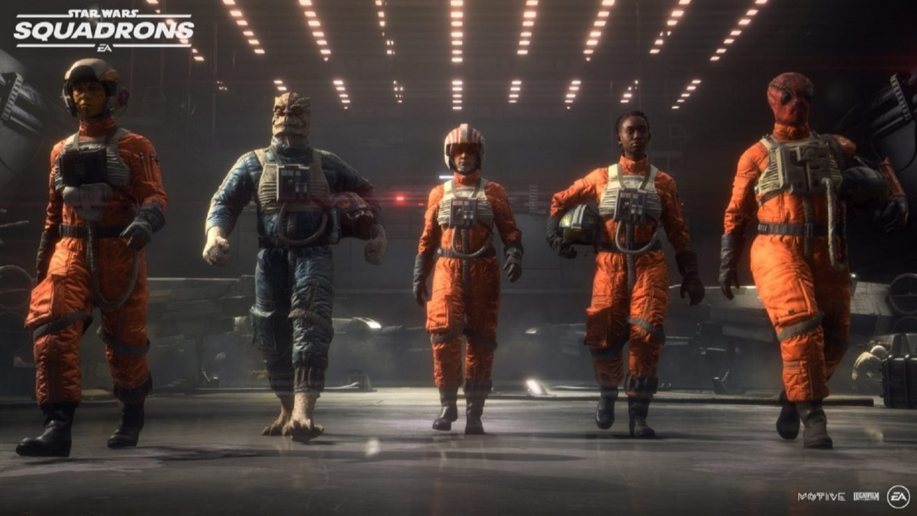 بازی Star Wars: Squadrons