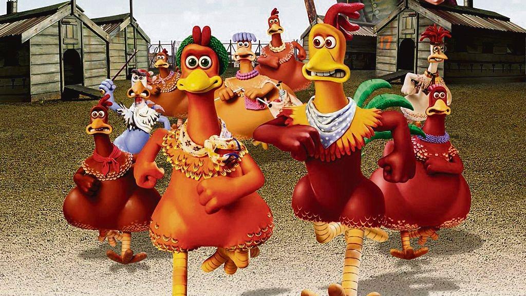 انیمیشن فرار مرغی 2