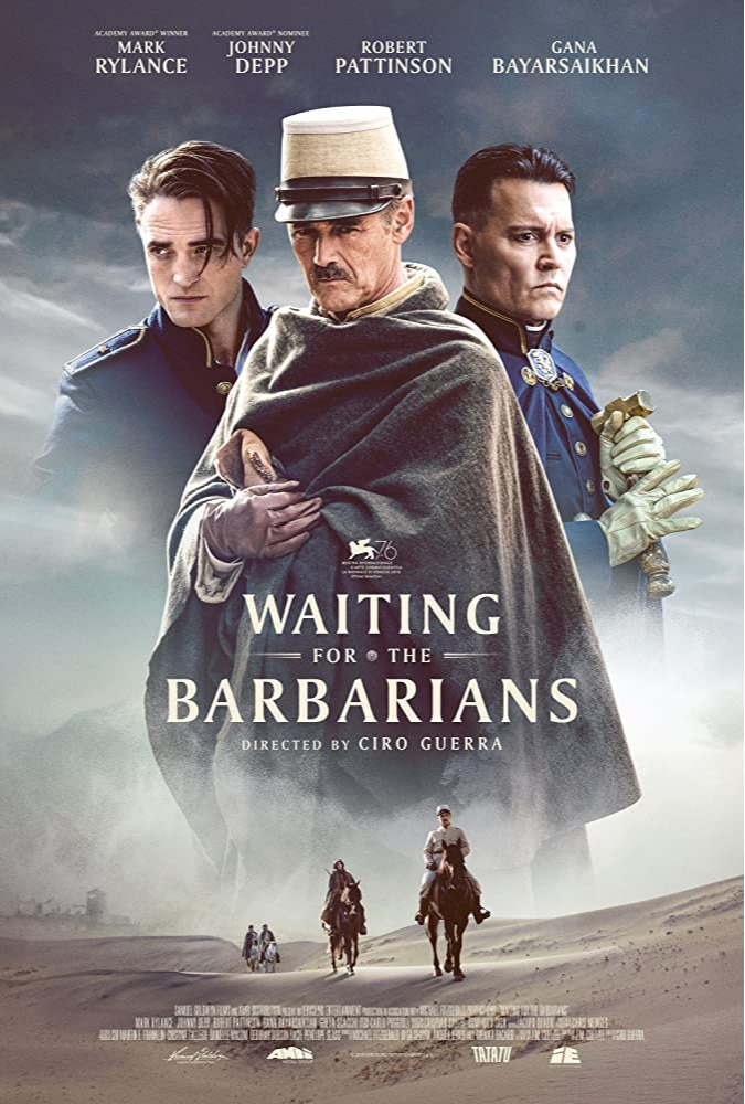 فیلم سینمایی Waiting for the Barbarians