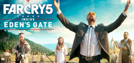 دانلود فیلم Far Cry 5 Inside Edens Gate 2018